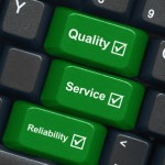 SERVQUAL model, quality analysis of services