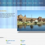 The best places to visit in Spain: A new website project